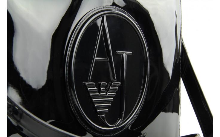 Armani jeans torebka 0528b rj black - armani jeans - nasze marki