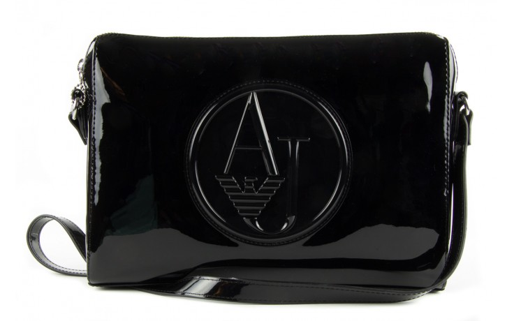 Armani jeans torebka 0528b rj black - armani jeans - nasze marki 4