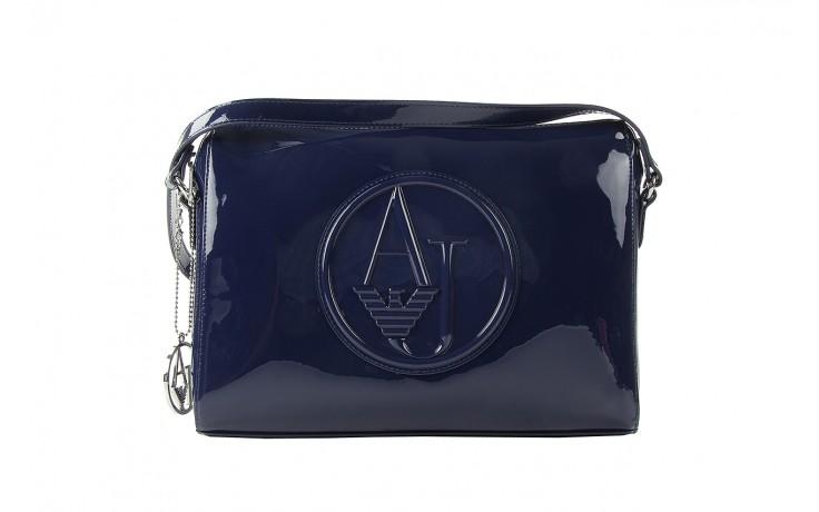 Armani jeans torebka 0528b rj blue