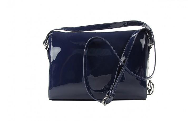 Armani jeans torebka 0528b rj blue 2
