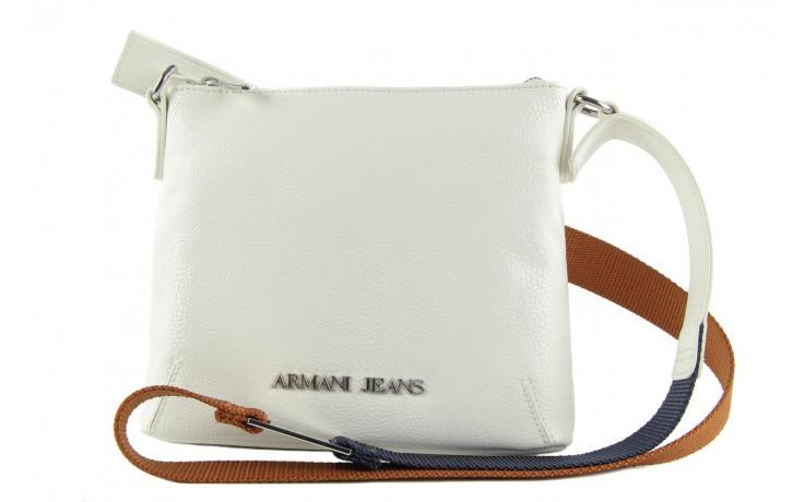 Armani jeans torebka a5237 v4 white 3