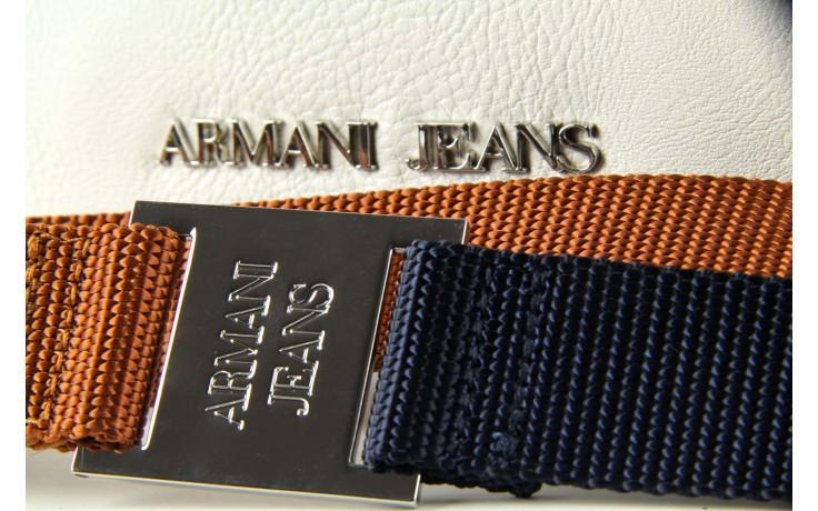 Armani jeans torebka a5237 v4 white 2