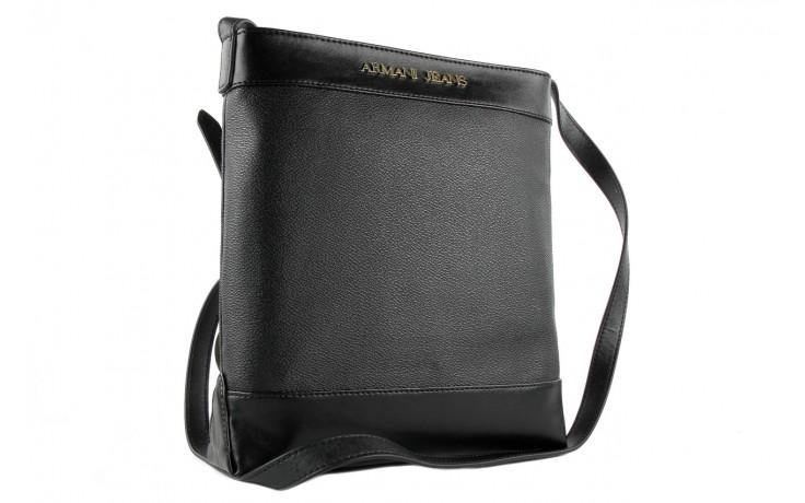 Armani jeans torebka a524b u5 black - nasze marki 3