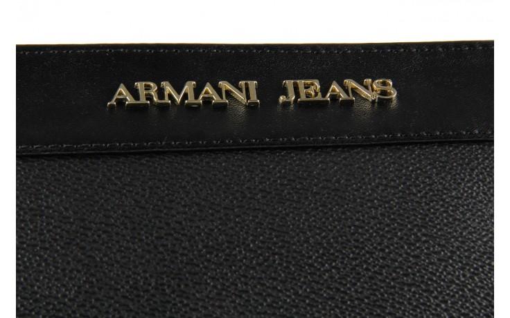 Armani jeans torebka a524b u5 black - nasze marki 2