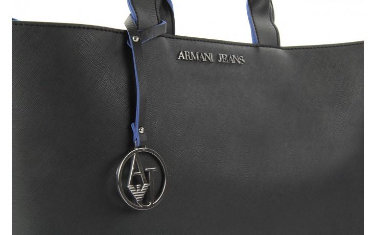 Armani jeans torebka a524z v6 black 5