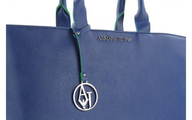Armani jeans torebka a524z v6 royal - armani jeans - nasze marki 5