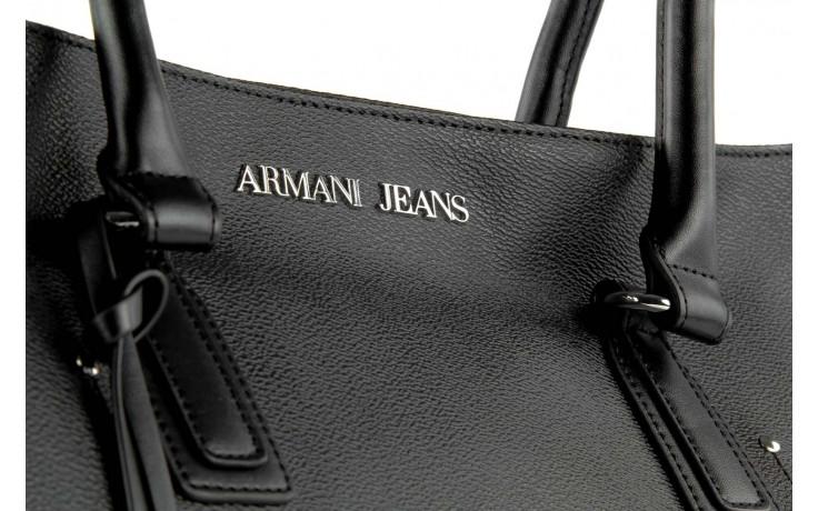 Armani jeans torebka z5270 v5 black 4