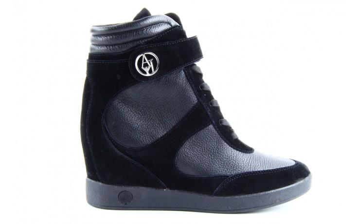 Armani jeans z55a1 67 black - armani jeans - nasze marki 3