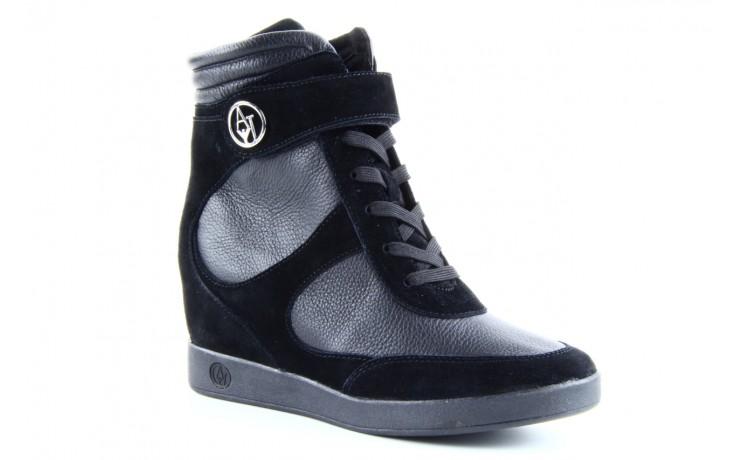 Armani jeans z55a1 67 black - armani jeans - nasze marki 2