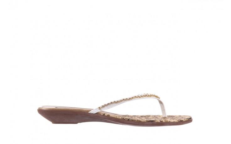 Klapki azaleia 121-az100 white, białe, skóra ekologiczna  - azaleia - nasze marki