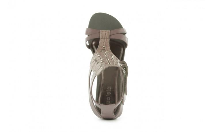 Sandały azaleia 135-azal130 lilac, fiolet, skóra ekologiczna - azaleia - nasze marki 4