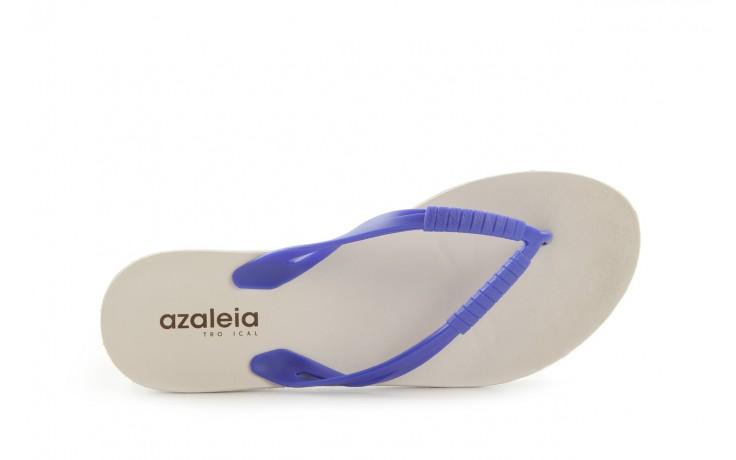 Klapki azaleia 229 335 astral blue, granat, guma - azaleia - nasze marki 4