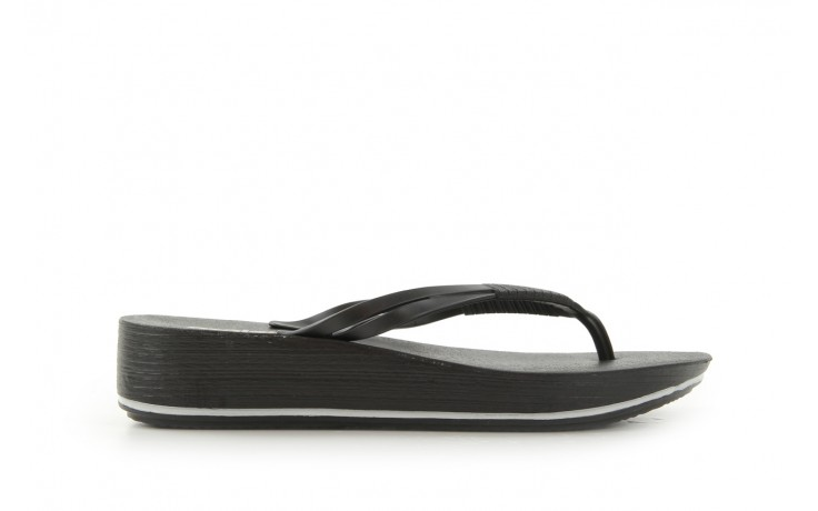 Klapki azaleia 229 335 black, czarny, guma - azaleia - nasze marki