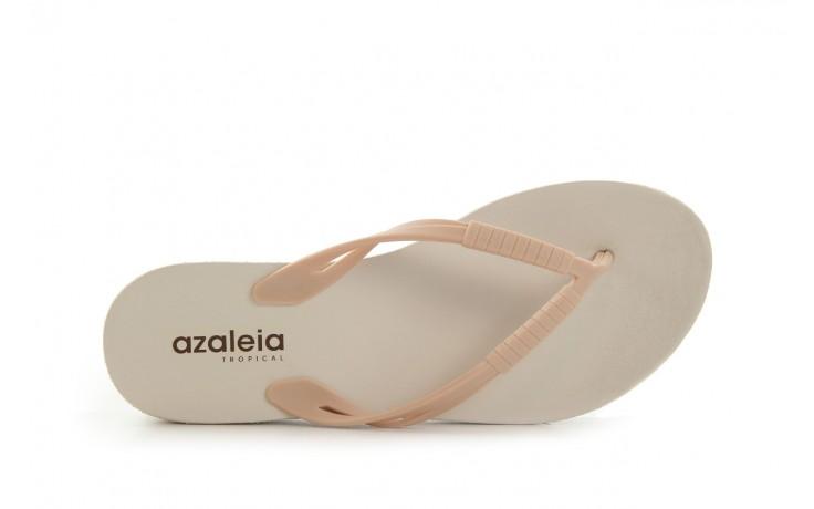Klapki azaleia 229 335 skin, beż, guma - azaleia - nasze marki 4