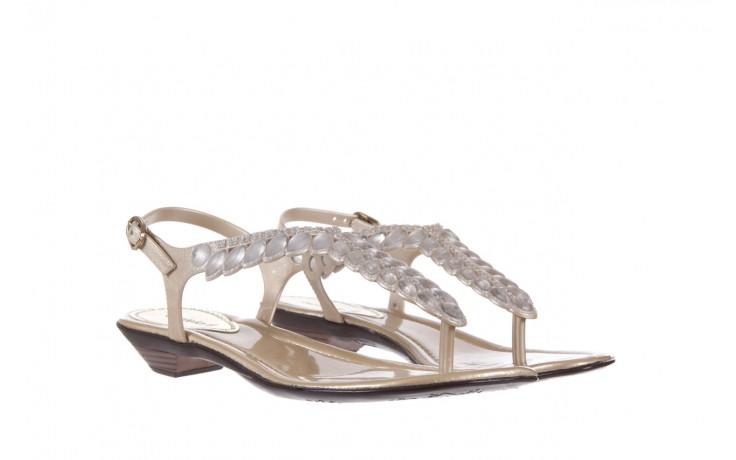 Sandały azaleia 311-grazi300 gold, złote, guma - azaleia - nasze marki 1