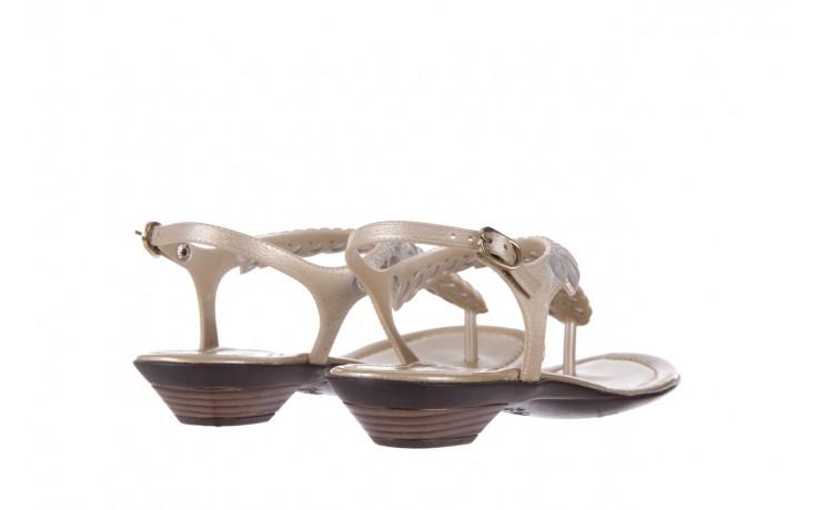 Sandały azaleia 311-grazi300 gold, złote, guma - azaleia - nasze marki 3