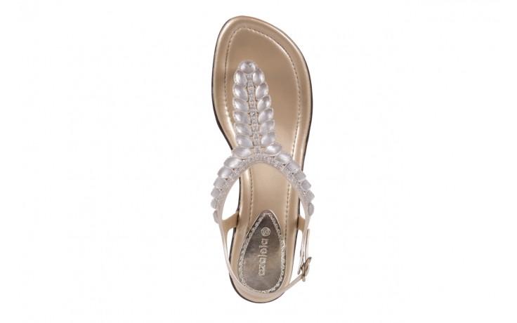 Sandały azaleia 311-grazi300 gold, złote, guma - azaleia - nasze marki 4