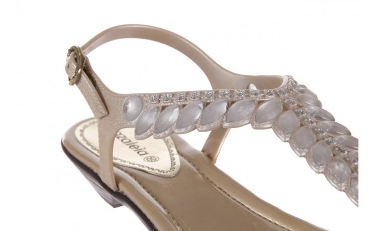 Sandały azaleia 311-grazi300 gold, złote, guma - azaleia - nasze marki 5