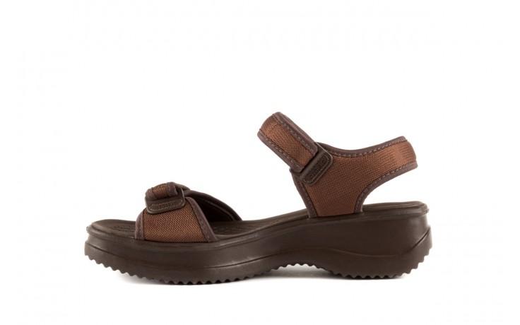Sandały azaleia 320 321 brown 19, brąz, materiał - azaleia - nasze marki 2