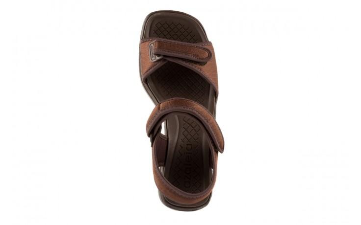 Sandały azaleia 320 321 brown 19, brąz, materiał - azaleia - nasze marki 4