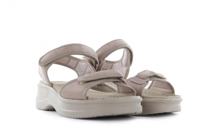 Sandały azaleia 320 321 pearl 18, beż, materiał - azaleia - nasze marki 1