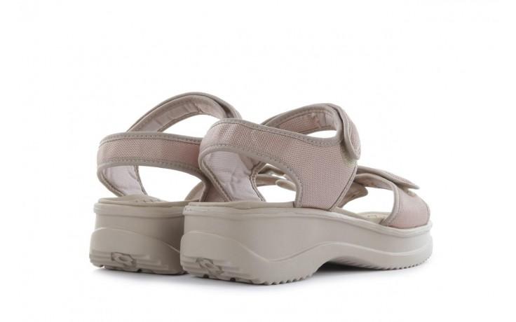 Sandały azaleia 320 321 pearl 18, beż, materiał - azaleia - nasze marki 3