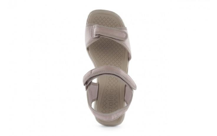 Sandały azaleia 320 321 pearl 18, beż, materiał - azaleia - nasze marki 4