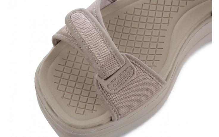 Sandały azaleia 320 321 pearl 18, beż, materiał - azaleia - nasze marki 5