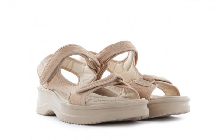 Sandały azaleia 320 323 beige 18, beż, materiał - azaleia - nasze marki 1