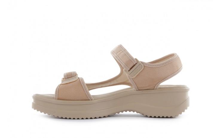 Sandały azaleia 320 323 beige 18, beż, materiał - azaleia - nasze marki 2