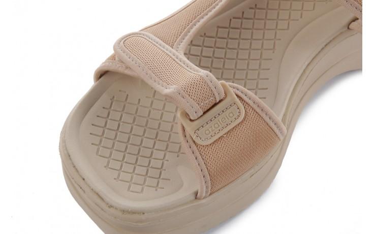 Sandały azaleia 320 323 beige 18, beż, materiał - azaleia - nasze marki 5