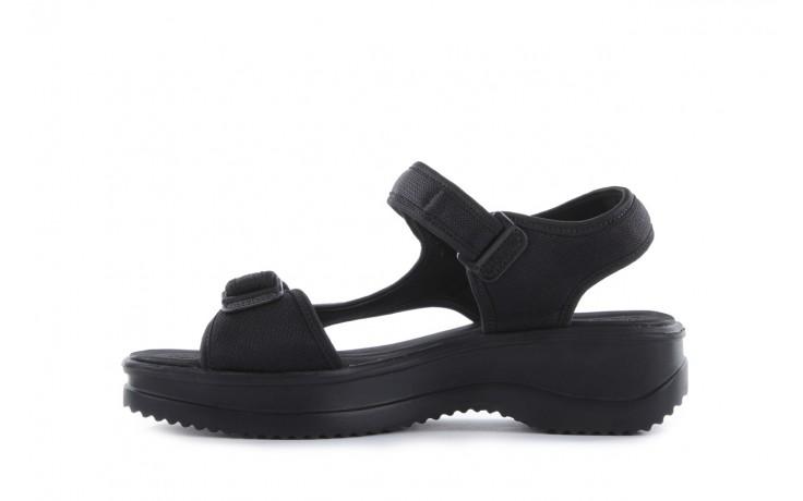 Sandały azaleia 320 323 black 18, czarny, materiał - azaleia - nasze marki 2