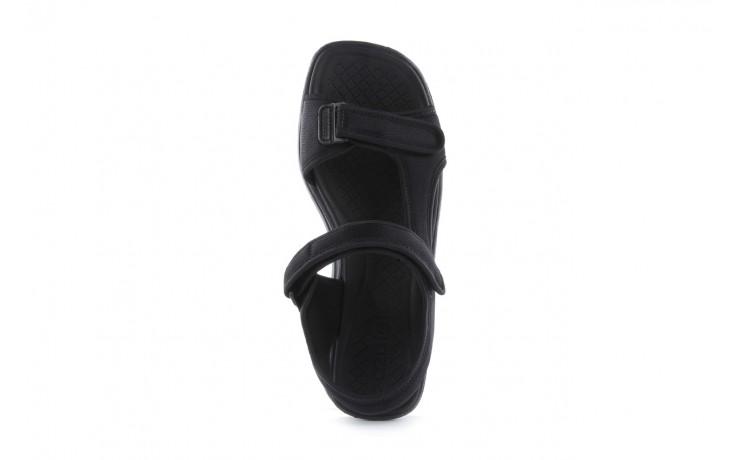 Sandały azaleia 320 323 black 18, czarny, materiał - azaleia - nasze marki 4