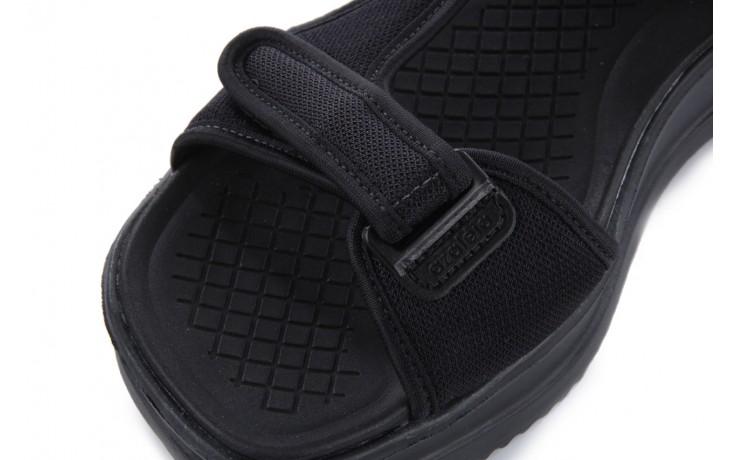 Sandały azaleia 320 323 black 18, czarny, materiał - azaleia - nasze marki 5