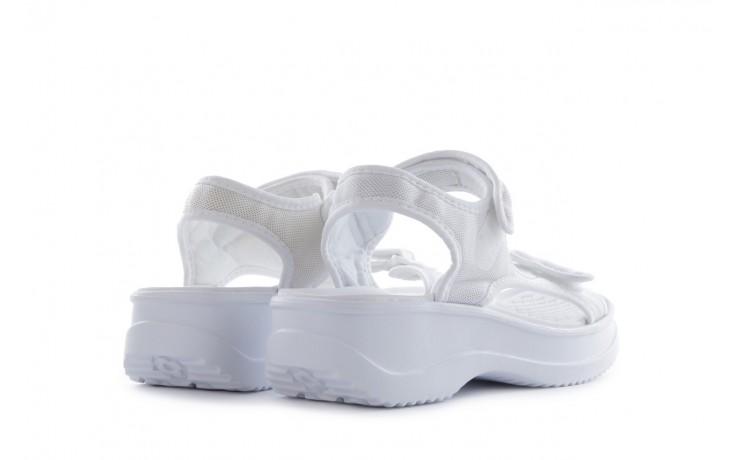 Sandały azaleia 320 323 white 18, biały, materiał - azaleia - nasze marki 4