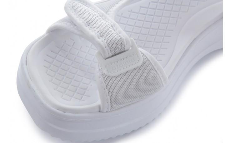 Sandały azaleia 320 323 white 18, biały, materiał - azaleia - nasze marki 5