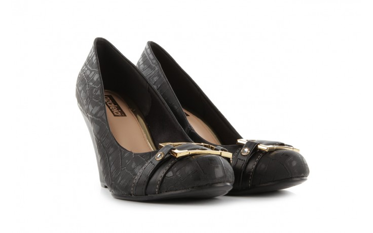 Azaleia 414-903 croco black - azaleia - nasze marki 1