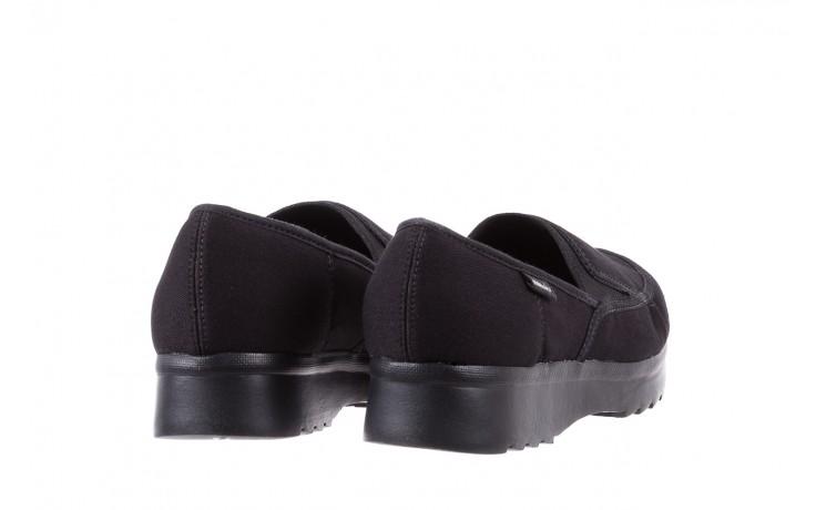 Półbuty azaleia 630 187 black, czarny, materiał  - azaleia - nasze marki 3