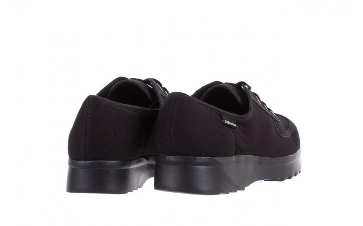 Półbuty azaleia 630 189 black, czarny, materiał  - azaleia - nasze marki 3