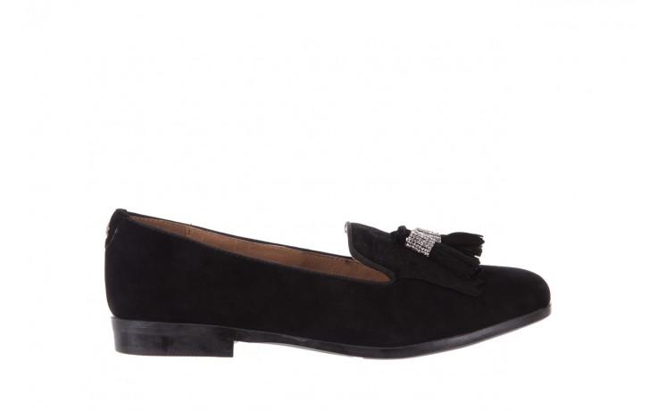 Lordsy bayla-018 1133-178 black, czarny, skóra naturalna - bayla - nasze marki