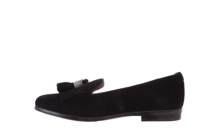 Lordsy bayla-018 1133-178 black, czarny, skóra naturalna - bayla - nasze marki 2
