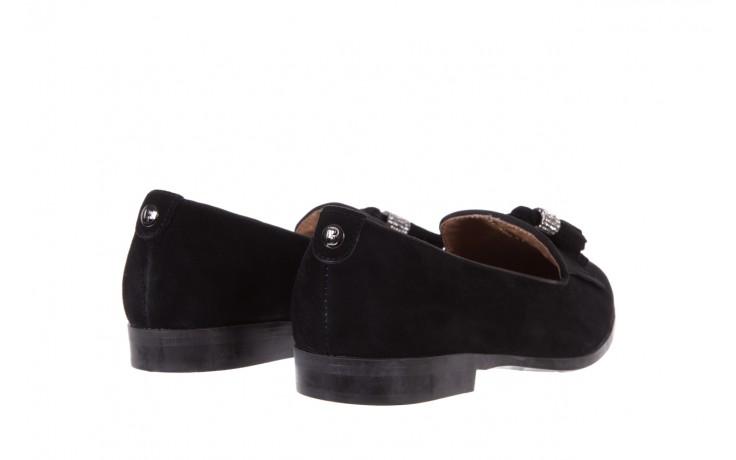 Lordsy bayla-018 1133-178 black, czarny, skóra naturalna - bayla - nasze marki 3