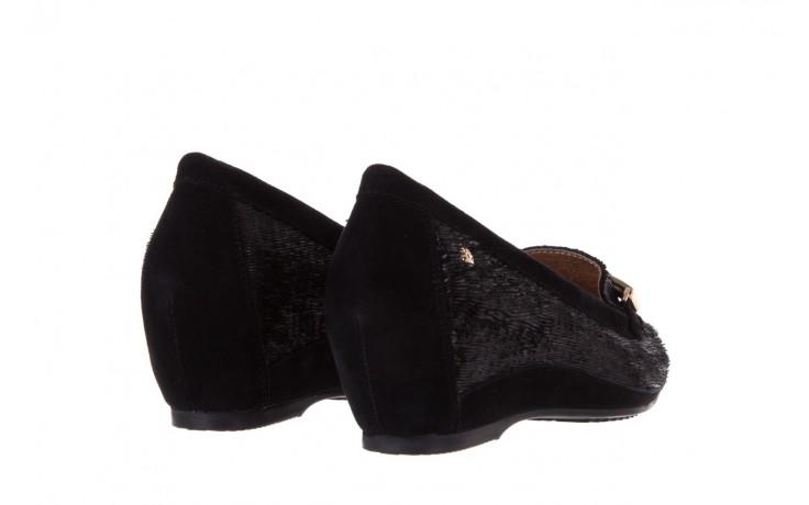 Mokasyny bayla-018 1647-23 black, czarny, skóra naturalna 3