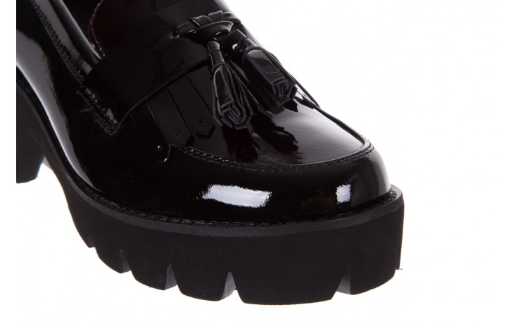 Bayla-018 16471-x5 black burgundy - bayla - nasze marki 5
