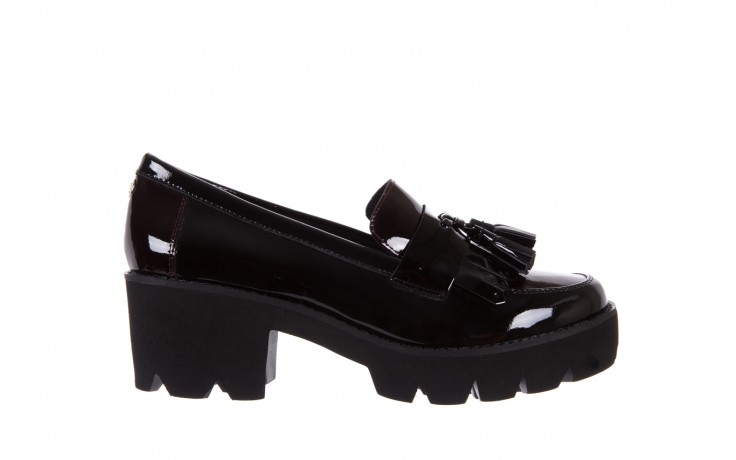 Bayla-018 16471-x5 black burgundy - bayla - nasze marki