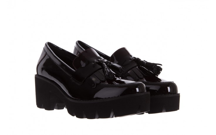 Bayla-018 16471-x5 black burgundy - bayla - nasze marki 1