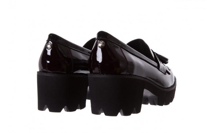 Bayla-018 16471-x5 black burgundy - bayla - nasze marki 3