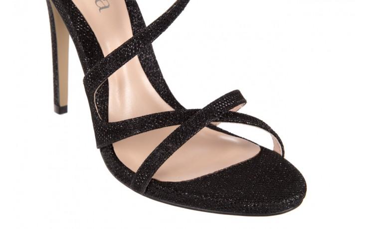 Sandały bayla-018 anna3-1 black 17 018546, czarny, skóra naturalna  - bayla - nasze marki 5