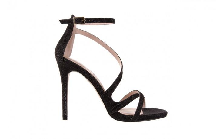 Sandały bayla-018 anna3-1 black 17 018546, czarny, skóra naturalna  - bayla - nasze marki