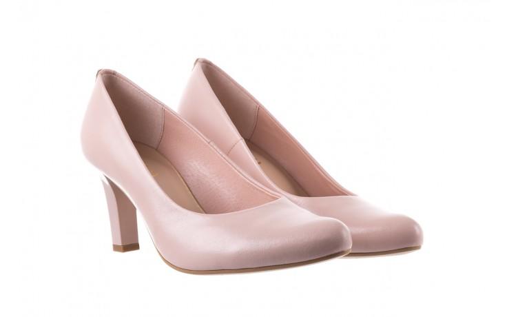 Czółenka bayla-056 5051-1104 róż lico 19, skóra naturalna - skórzane - szpilki - buty damskie - kobieta 1